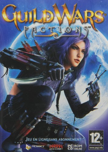 Guild Wars: Factions - French Only - Standard Edition