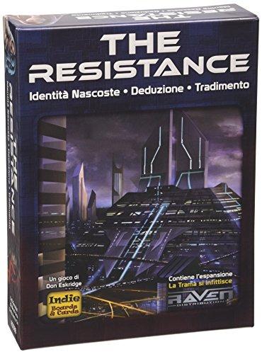 Raven - The Resistance - Seconda Edizione Italiana