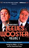 img - for Jeeves and Wooster Vol. 1: A Radio Dramatization (Colonial Radio Theatre on the Air) book / textbook / text book