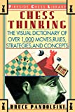 Chess Thinking: The Visual Dictionary of Chess Moves, Rules, Strategies and Concepts (Fireside Chess Library) (0671795023) by Pandolfini, Bruce