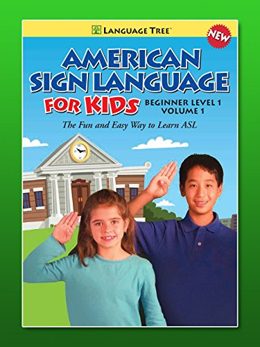American Sign Language - Volume 1