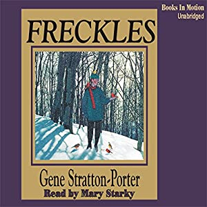 Freckles Audiobook