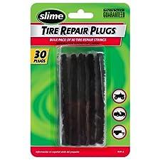 Slime 1031-A Tire Repair Strings 30 Pack