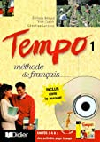 img - for Tempo 1 Methode De Francais (French Edition) book / textbook / text book