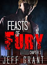Science Fiction And Fantasy: Feasts Of Fury Chapter 3: An Action Sorcery Paranormal Adventure (dark Demon Halos New Adult Romance Thriller Mystery Short Stories) (feasts Of Fury Chapter Series)