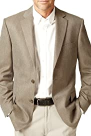 Soft Touch 2 Button Textured Jacket [T19-5142-S]