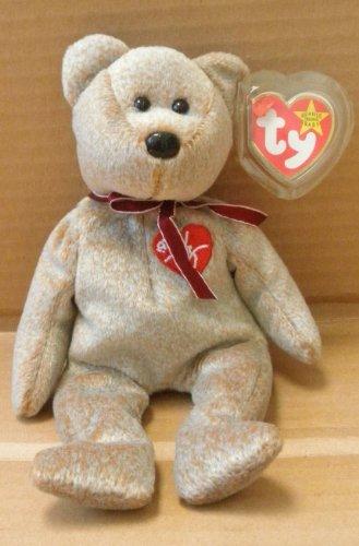 TY Beanie Babies 1999 Signature Bear Stuffed