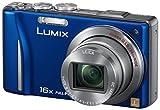 Panasonic Lumix DMC-TZ22EG-A Digitalkamera (14 Megapixel, 16...