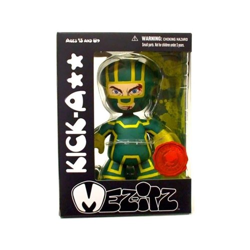 Kick Ass Designer Vinyl Action Figure - 1