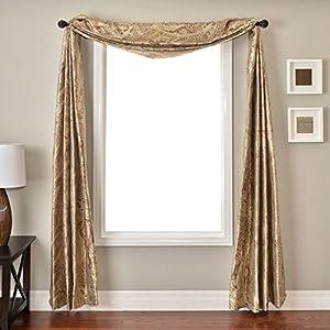 softline window scarf window treatment