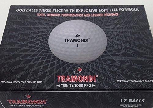 Trinity Tour Pro Golfbälle
