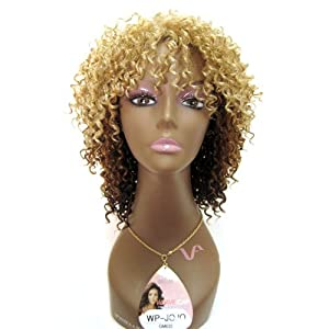 VIVICA A FOX Synthetic Weave Cap Collection - WP-JOJO (# 1 - Jet Black)