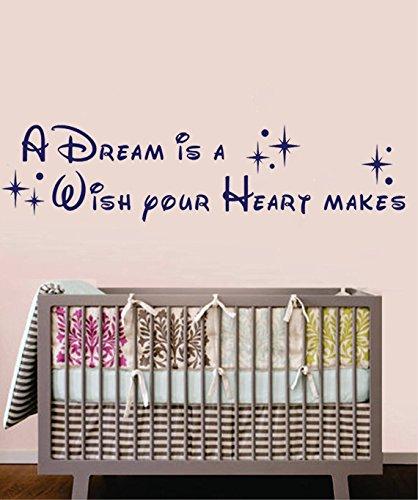 un-sogno-e-un-desiderio-your-heart-makes-on-vendita-cenerentola-vinile-adesivi-da-parete-vinile-oran