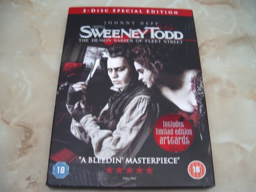 Sweeney Todd - 2 Disc Special Edition