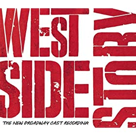 'West Side Story' - cast recording