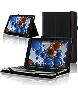 RCA 10 Viking Pro 10.1 Case - ACdream (TM) RCA 10 Viking Pro Tablet 10.1 Protective Case - Folio Premium PU Leather Cover Case for RCA 10 Viking Pro Tablet Model RCT6303W87DK Cover Case - Black