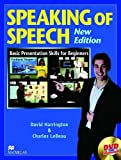 Speaking of Speech: Basic Presentation Skills for Beginners(Student Book Pack)