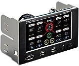AeroCool LCD ファンコントローラー Touch2000 EN55345