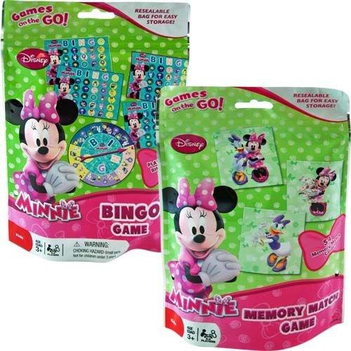Minnie Bingo