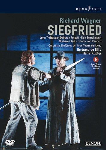 ワーグナー:楽劇《ジークフリート》リセウ大歌劇場2004年 -舞台祝祭劇《ニーベルングの指環》第2夜- [DVD]