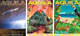 New Leaf Publishing Aquila Children's Magazine - Exciting Earth bundle - Wind & storms, Earthquakes & Volcanoes and The Equator