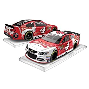 Kevin Harvick #4 Budweiser 2014 Chevrolet SS NASCAR Diecast Car, 1:64 Scale