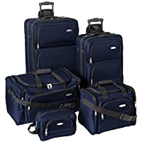 Samsonite 5-Piece Nested Luggage Set