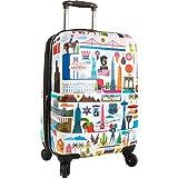 "Heys America USA 21"" Carry-On Spinner Luggage"