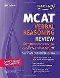 Kaplan MCAT Verbal Reasoning Review Notes (Kaplan Test Prep)