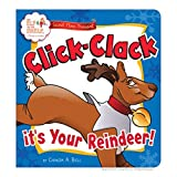 Elf On The Shelf Click Clack! Its Your Reindeer! Novelty