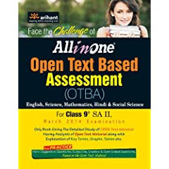 Face the Challenge of All in One Open Text Based Assessment (OTBA) for Class 9th SA II (Old Edition)