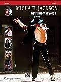 Michael Jackson Instrumental Solos für Trompete (Buch & CD) (Alfred's Instrumental Play-Along)