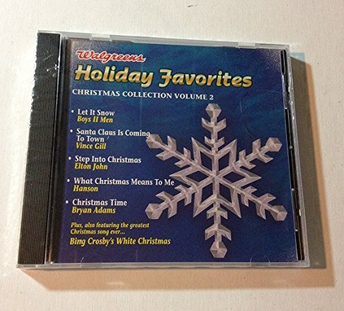 walgreens-holiday-favorites-christmas-collection-volume-2-by-bryan-adams-marvin-gaye-aaron-neville-b
