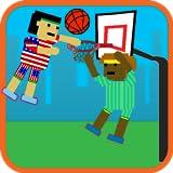 Basketball Kick - a Physics & Bouncy & Battle game