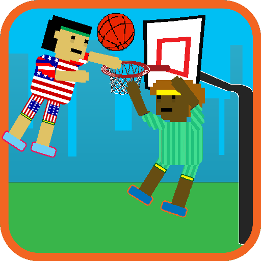 Basketball Kick - a Physics & Bouncy & Battle game (Mane Clip compare prices)