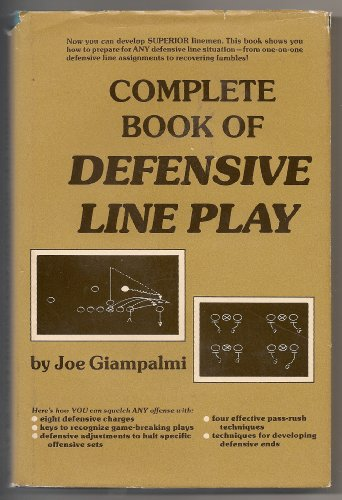 Title: Complete Book of Defensive Line Play