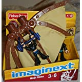Fisher Price Imaginext Ninja Glider [Toy] [Toy] [Toy] [Toy] [Toy]
