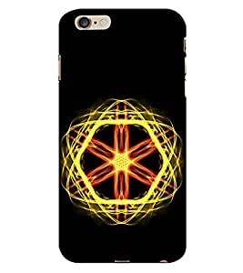 Vizagbeats Atomic Energy Back Case Cover for Apple I Phone 6S Plus