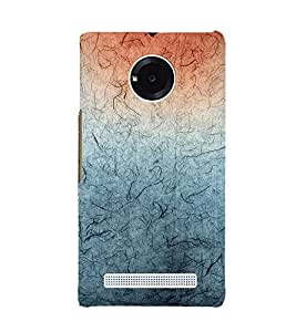 Sperm Art in Wall 3D Hard Polycarbonate Designer Back Case Cover for YU Yuphoria YU5010
