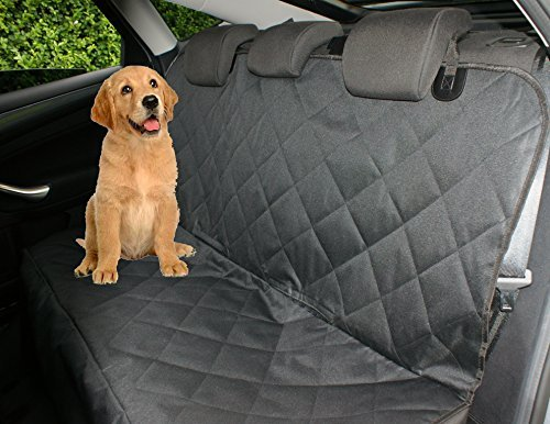 Best Dog Seat Covers For Cars | Petastical Luxury Pet Car Seat Covers For Dogs | Premium Quality | Heavy Duty | Waterproof | Non Slip | Hammock Option | Quilted | Multipurpose Use (Dog Car Seat Covers Bmw compare prices)