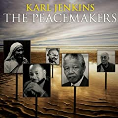The Peacemakers: Anthem: Peace, triumphant peace (Barratt, Anne Frank, St. Seraphim of Sarov)