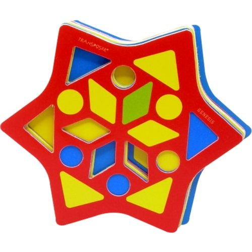 Cheap Fun Toysmith Genesis: The Brilliant Star Puzzle (difficulty 7 of 10) (B001A68NSY)