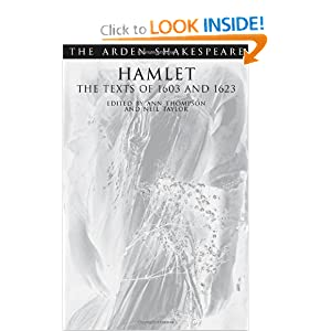 Hamlet: The Texts of 1603 and 1623 e-book