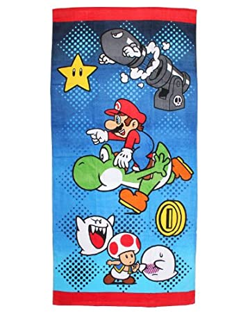 Super Mario 28  sc 1 st  Kidsu0027 Home Store Product Review & Nintendo Super Mario Action on The Tracks Bed Tent | Kidsu0027 Home ...