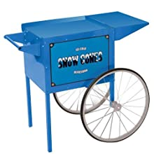 "Benchmark 30070 Antique Trolley, 38"" Width x 33"" Height x 23"" Depth, For Snow Cone Machine"