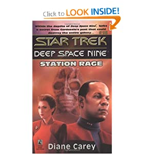 Station Rage (Star Trek Deep Space Nine, No 13) by