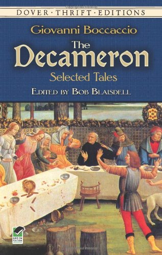 The Decameron: Selected Tales (Dover Thrift Editions)