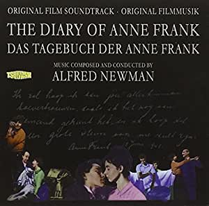 Alfred newman the diary of anne frank music for Anne frank musical