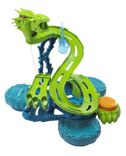 Hot Wheels Sea Serpent Island Playset