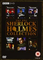 Sherlock Holmes - The BBC Collection Box Set [DVD]